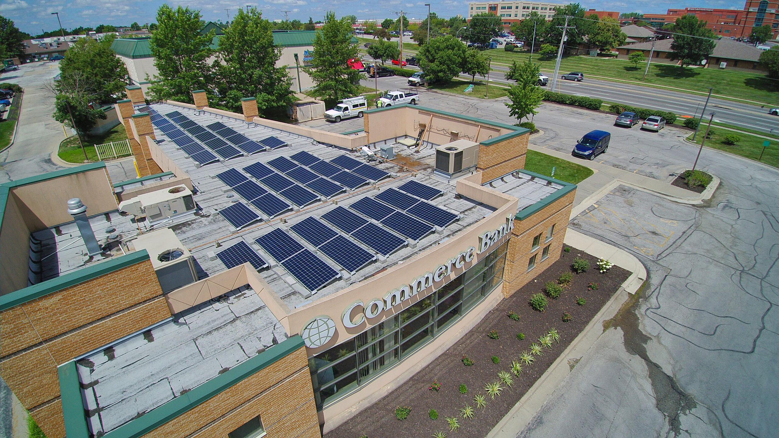 Commerce Bank Solar