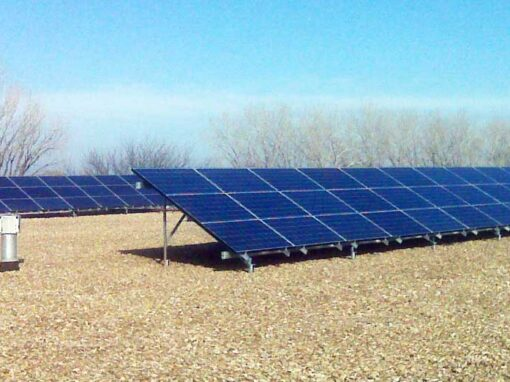 Midland Radio Corporation 50kW Solar PV System – Kansas City, Missouri