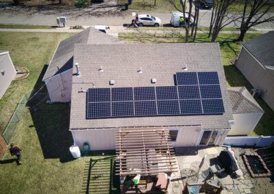 5.04kW Residential Solar in Lawrence, Kansas