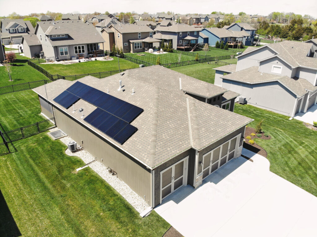 Olathe Kansas Residential Solar