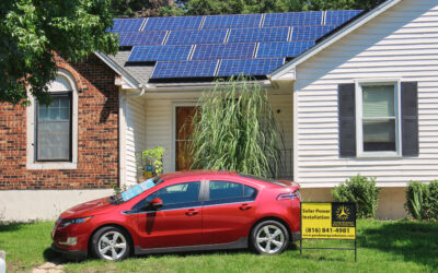 How Many Solar Panels Do I Need to Charge an EV?