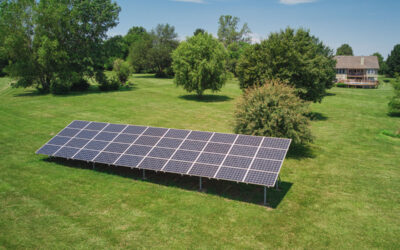 The Benefits of Ground-Mount Solar Systems