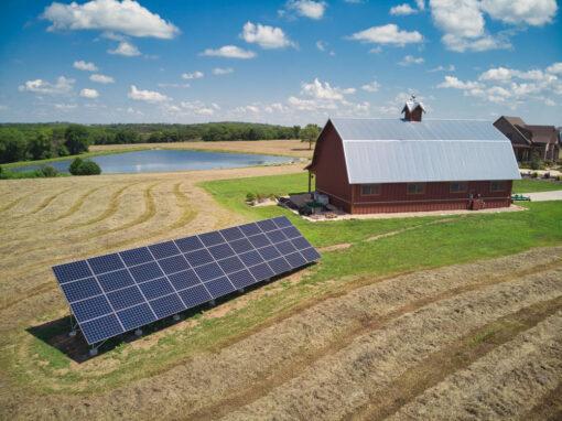 13.08 kW Residential Solar Installation in Lawrence, Kansas