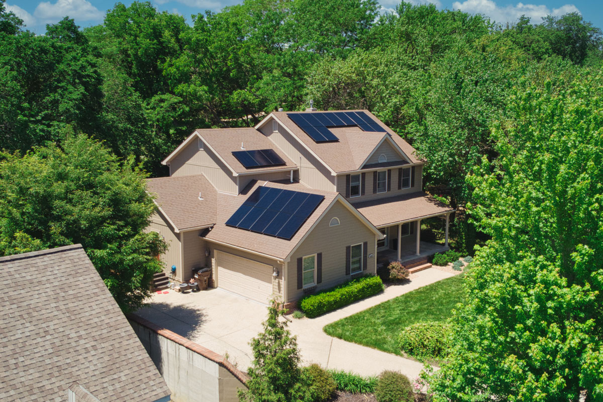 Lawrence Solar Roof