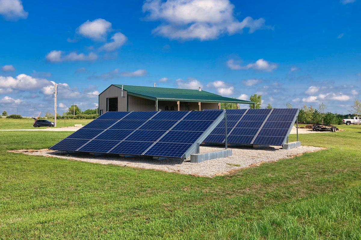 Lawrence Solar Ground Mount